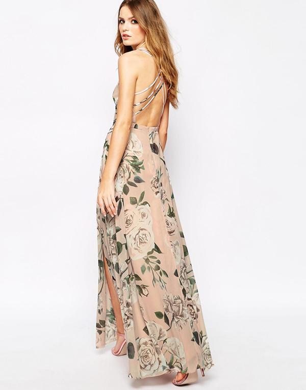 wedding-guest-fashion-blush-pink-wrap-dress