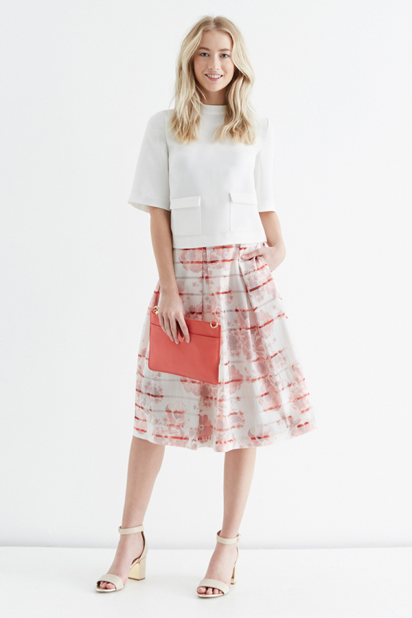 wedding-guest-fashion-floral-midi-skirt-oasis