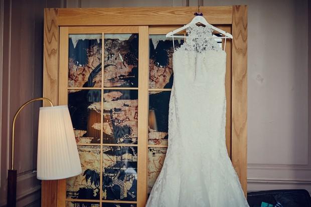 2-halter-lace-pronovias-wedding-dress-real-bride