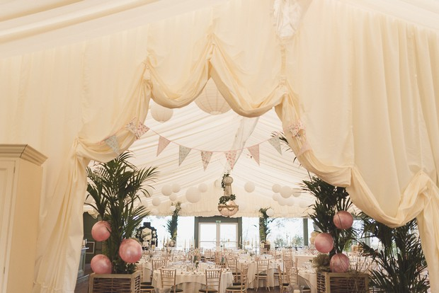 A DIY Bride's Dream Day At Tinakilly Country House