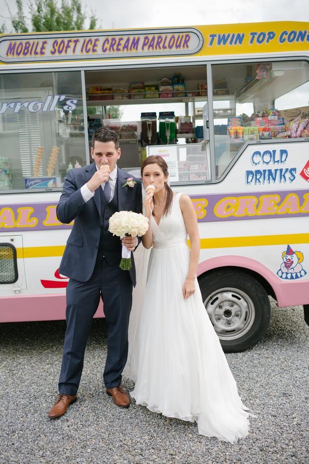 bride-groom-at-ice-cream-van-hire-ireland (2)