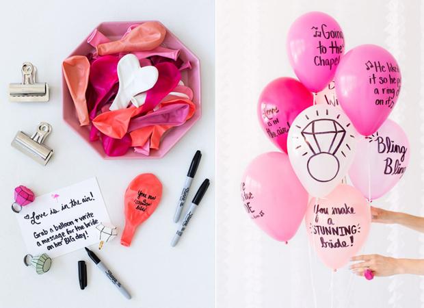 diy-balloon-wishes-hen-party-decor-idea-gift