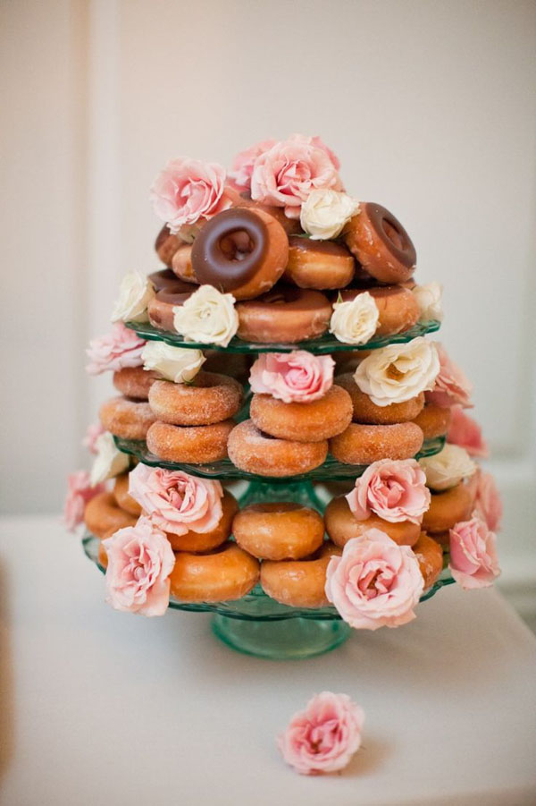 donut-wedding-cakes-stack