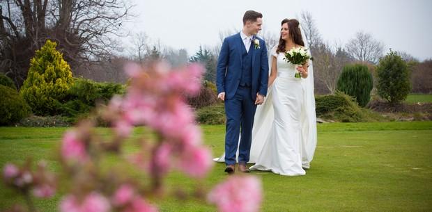A Pre-Patrick's Day Wedding Celebration At Druid's Glen