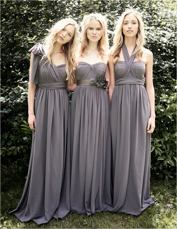 Jenny Yoo Bridesmaid Dresses Aidan Multi Way