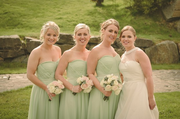 mint-green-bridesmaids-dresses-real-summer-wedding (1)