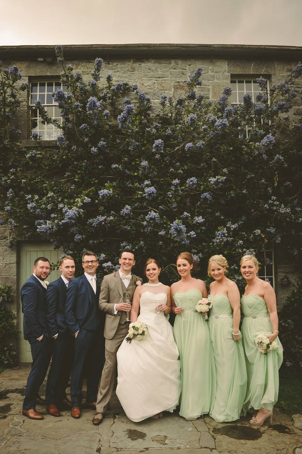 mint-green-bridesmaids-dresses-real-summer-wedding (2)