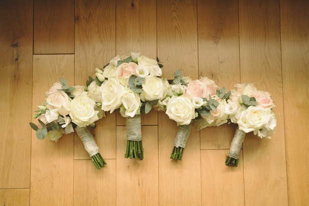 mint-green-pink-cream-wedding-bouquets