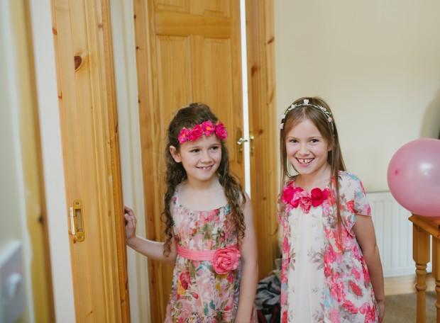 pink-floral-boho-young-bridesmaids