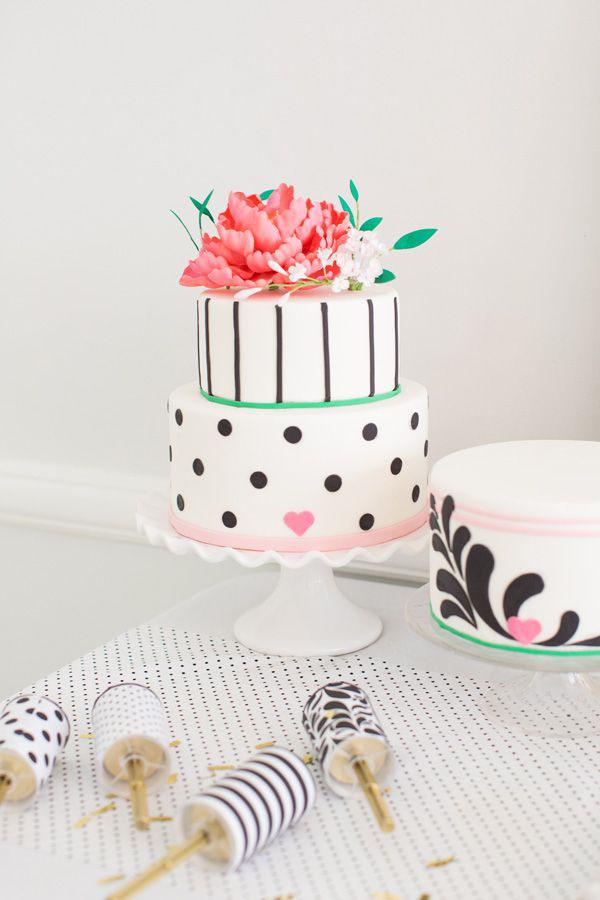 polka-dot-wedding-cake