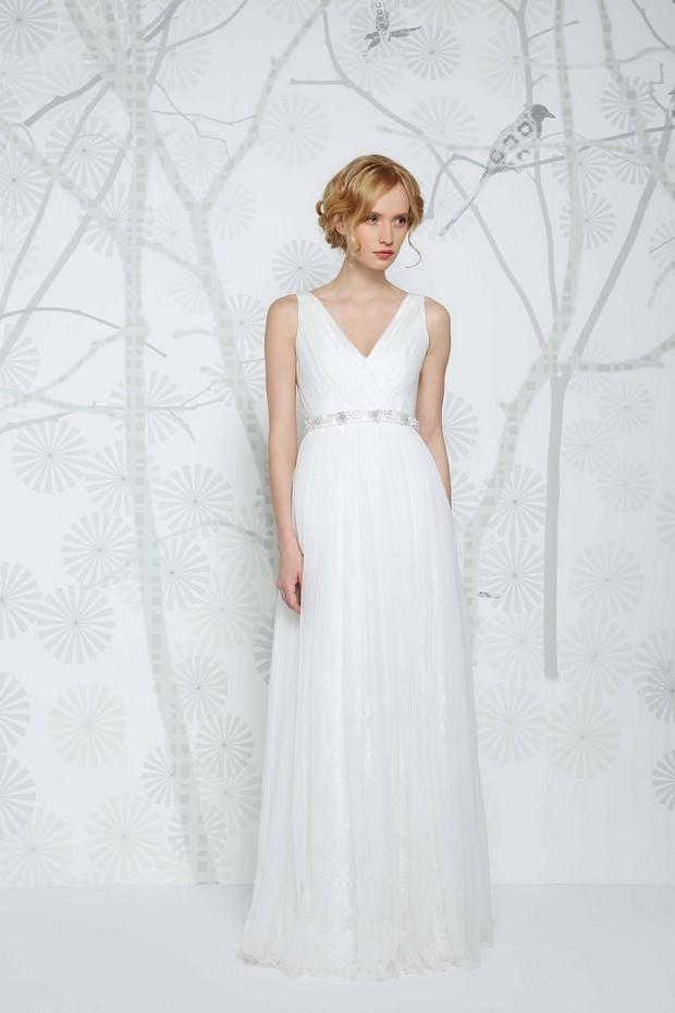 Sadoni Wedding Dress Collection 2016 - Modern, Minimal Nordic Style ...