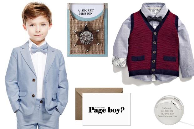 13 Cute n' Casual Page Boy Outfits & Ideas   weddingsonline