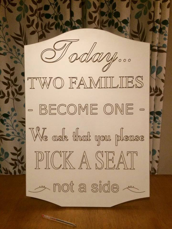 today-two-families-become-one-wedding-ceremony-sign