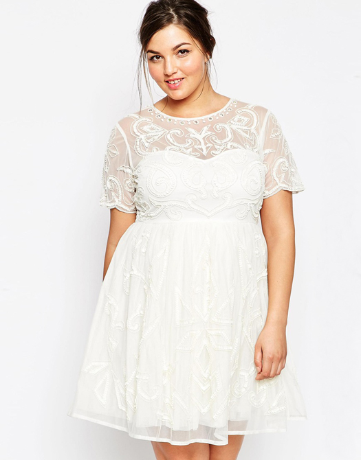 asos-curve-white-lace-bridesmaid-dress