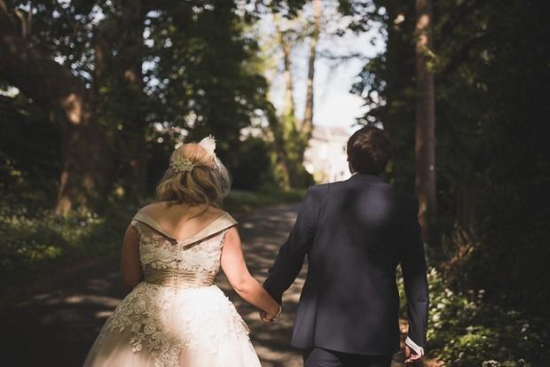 bride-tea-length-ballgown-wedding-dress-justin-alexander-thomasz-kornas-photography (15)