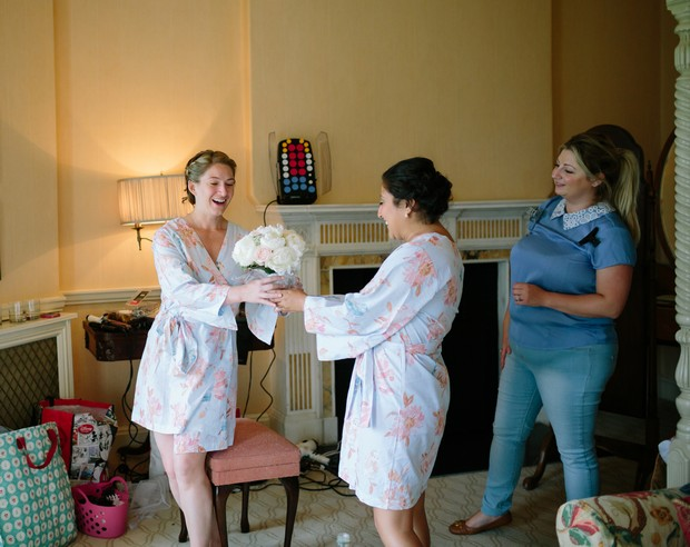 bridesmaids-in-floral-powder-blue-robes (2)