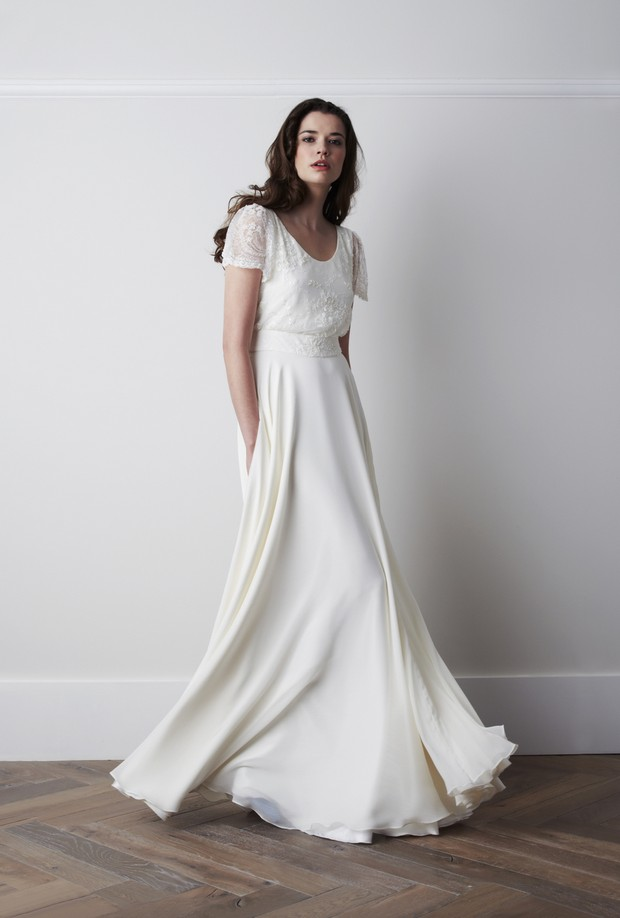 wedding dress alternatives 2015
