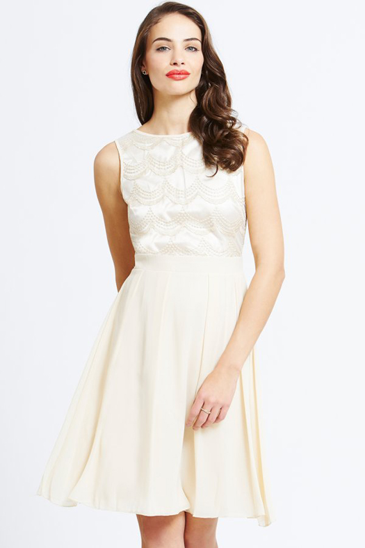 cream--bridesmaid-dress