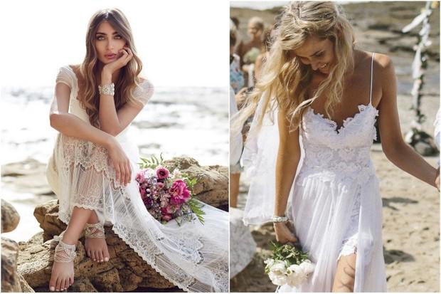 20 Breathtaking Beach Destination Wedding Dresses Weddingsonline