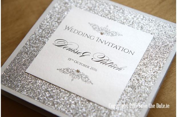 glitter-wedding-invitation