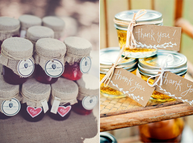 6 Awesome Edible Wedding Favours Pamela Mahon Weddings
