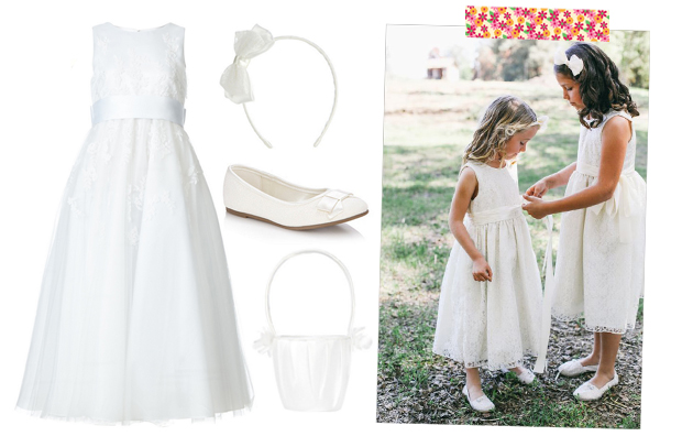 Steal Her Style Flower Girl Dresses Amp Accessories