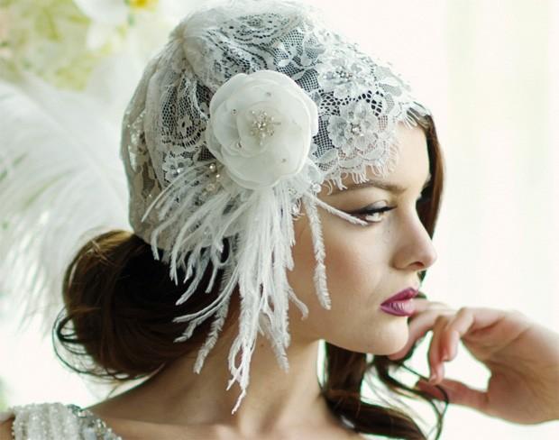 lace-cap-veil