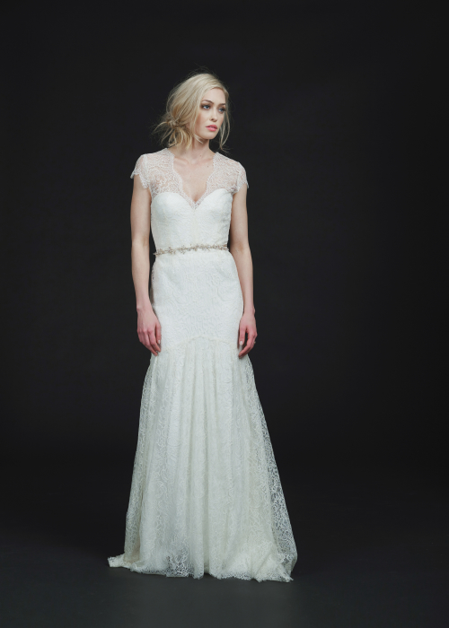 Modern Romance Wedding Dress : Sarah seven collection weddings