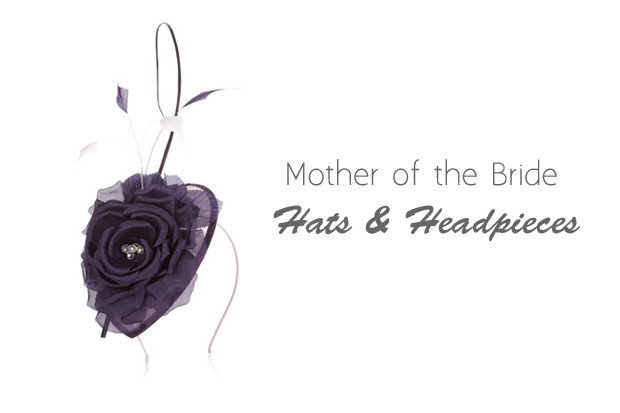 25 Fabulous Mother Of The Bride Hats & Headpieces
