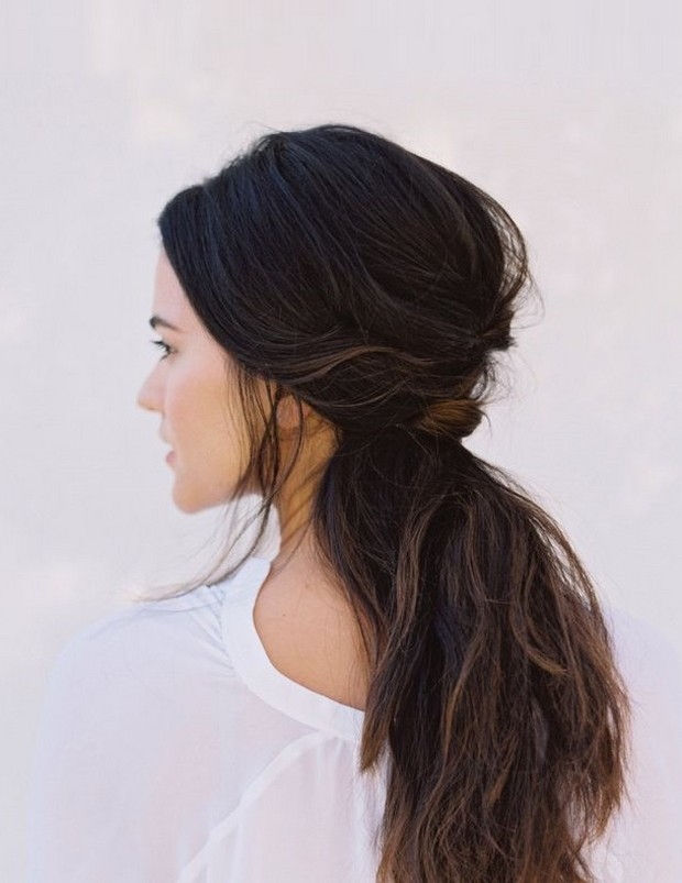 Hairstyles For A Summer Wedding : 20 stunning summer wedding hairstyles for modern brides