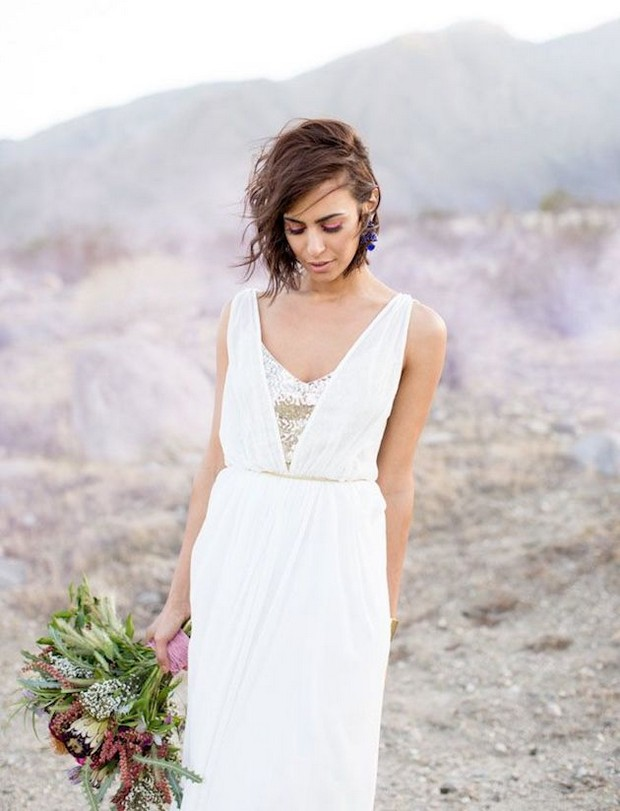 2016 Spring / Summer Wedding Dress Trends - Dipped In Lace |Summer Hair Dresses