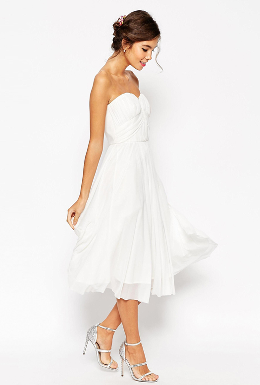 white-bridesmaid-dress-asos