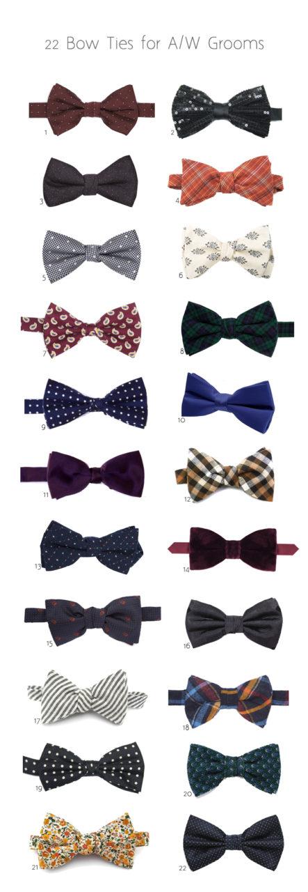 bow-ties-grooms-wedding
