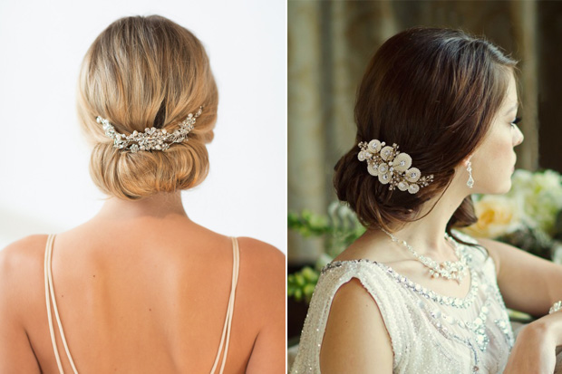 If You Re Looking To Add A Little Extra Glamour And Sparkle Your Bridal Look Hair Accessories Are That Perfect Finishing Touch