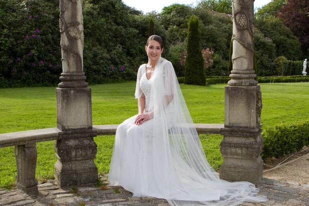 bride-on-grounds-of-ballyseede-castle-kerry