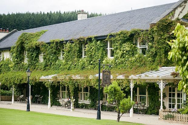 a midsummer weddings dream at brooklodge hotel