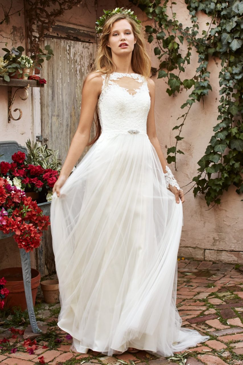 Poetry in motion love marley by watters 2016 collection for Wedding dresses by watters