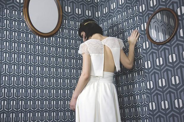 vestido-de-boda-con-espalda descubierta-crop-top-falda-elise-hameau