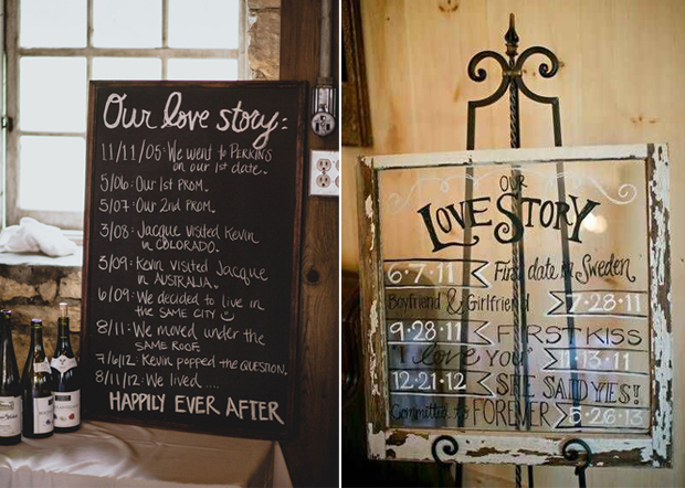 our-love-story-wedding-sign-personalised