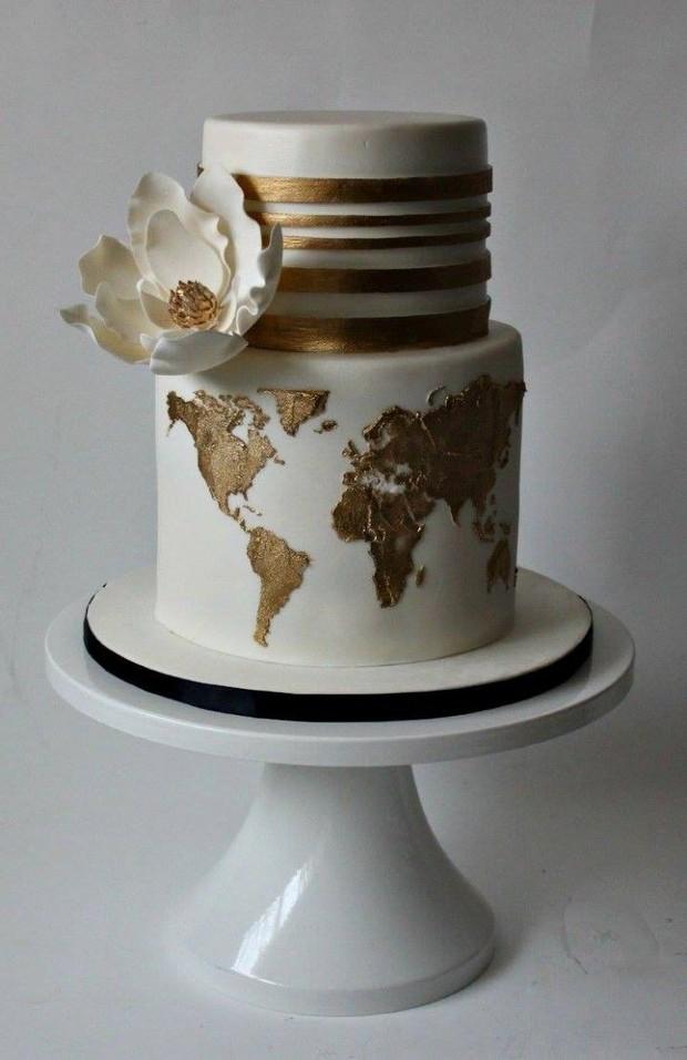 Wedding wanderlust 21 top travel theme wedding ideas weddingsonline