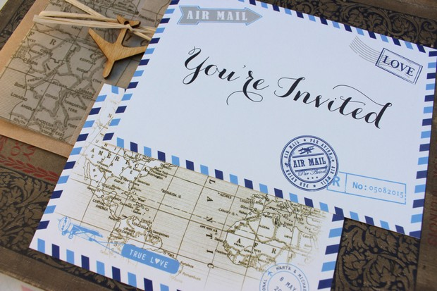 travel-theme-wedding-invitations-card-map