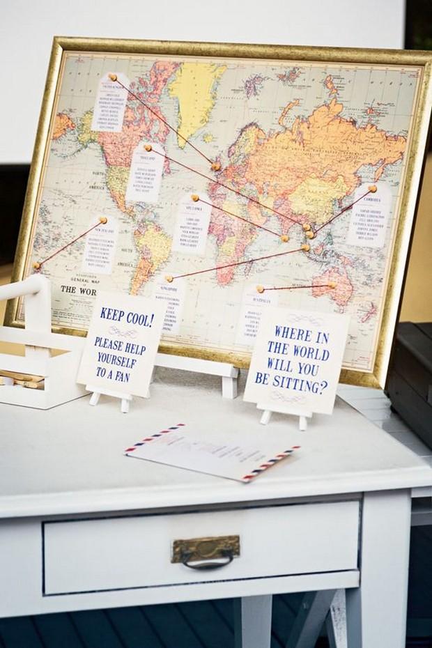 travel-theme-wedding-map-seating-plan