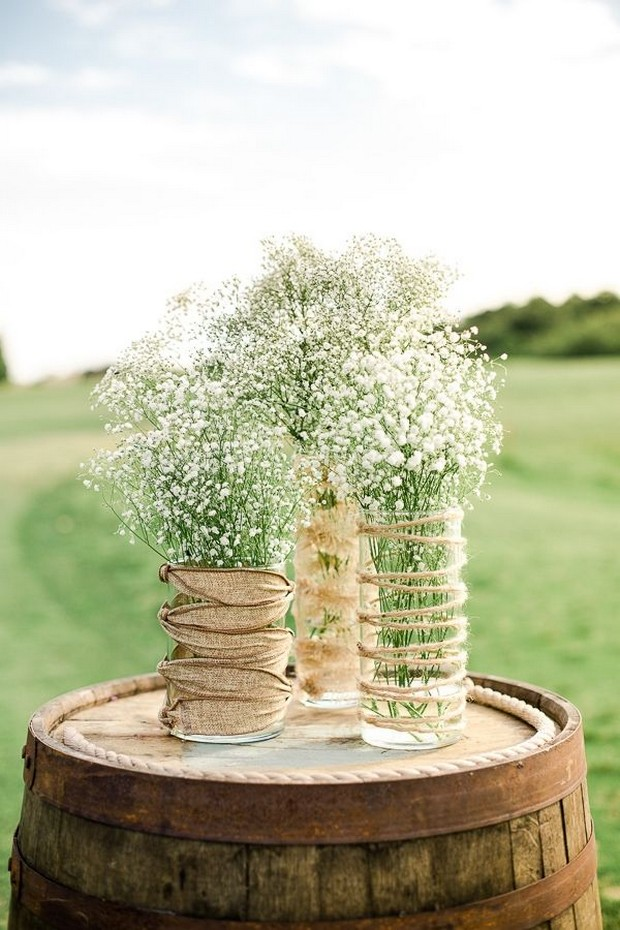 Rustic wedding centrepieces centerpiece ideas