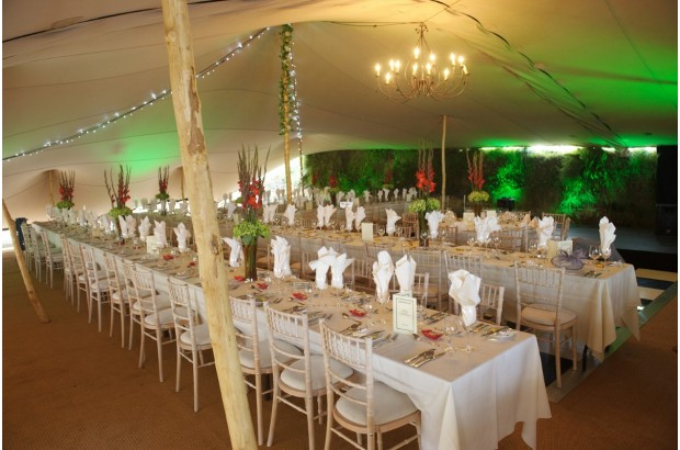 Alternative Marquee Tent Hire Ireland Extreme Structures