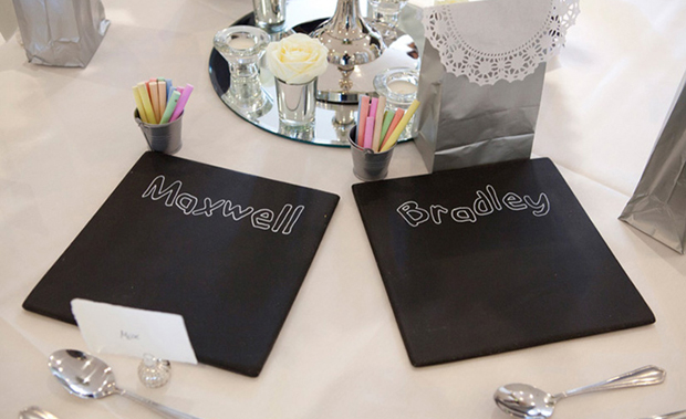 chalk-placemats-kids-wedding