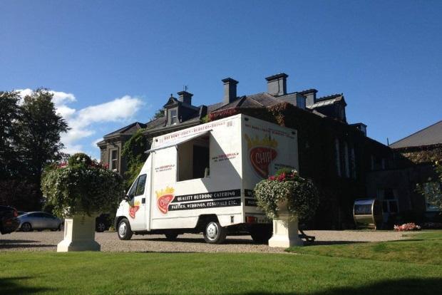 dd62061ccccb47 The Airstream   Chip Van Food Trucks. chip-van-hire-wedding -ireland-entertainment1