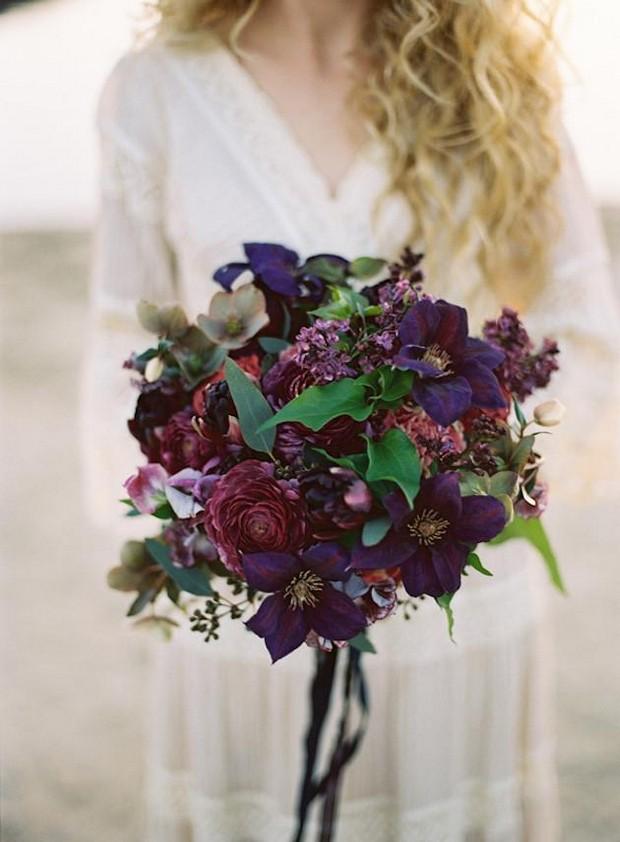 22 Incredible Autumn Wedding Bouquets you\'ll LOVE | weddingsonline