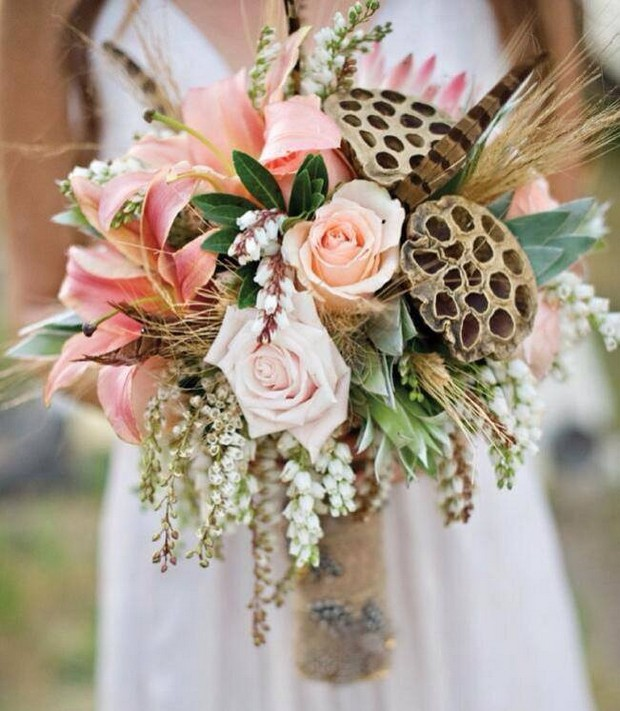 Fall wedding bouquet flowers amazing rustic fall wedding bouquets amazing with fall wedding bouquet flowers junglespirit Image collections