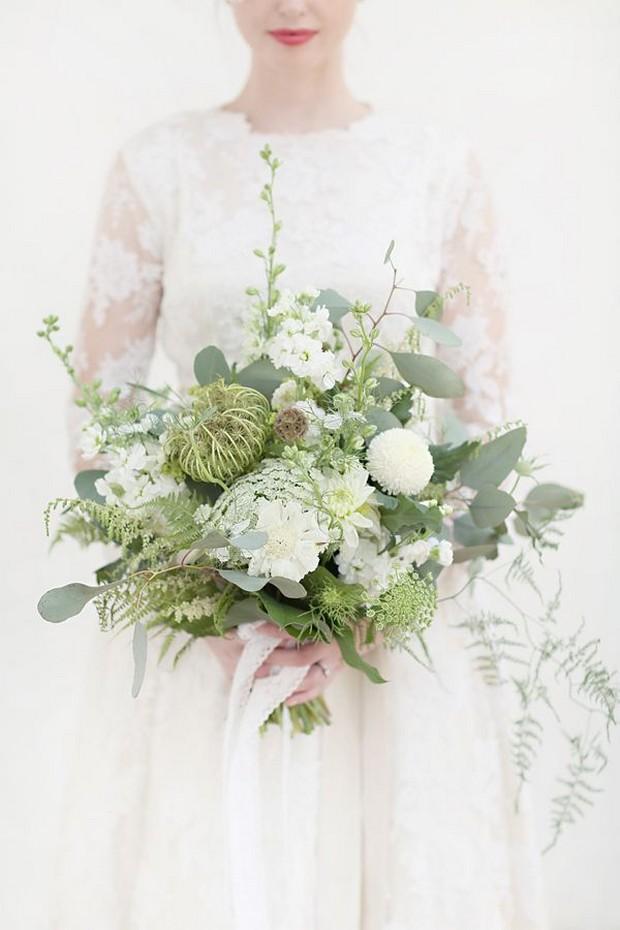 Fall Wedding Bouquet Trends 2016 Inspiration 5