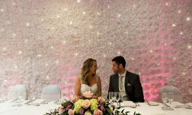 floral-light-backdrop-wedding-reception-hire-ireland-chicevents